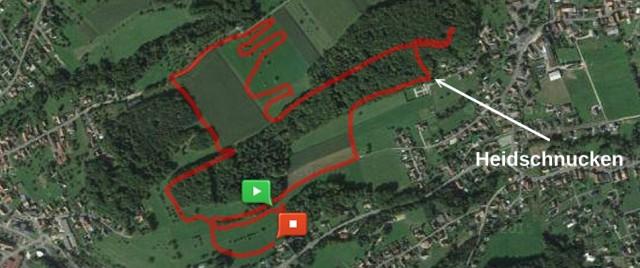 PowerWalk_GPS-Track