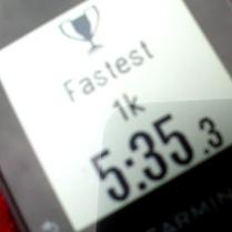 20190527-Running-fastest1k