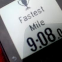 20190527-Running-fastestMile